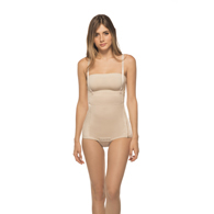 Annette 17398 Abdominal Girdle with Zipper