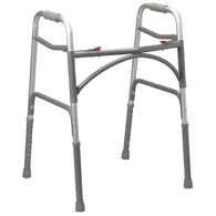 Drive Medical 10220-1 Heavy Duty Bariatric Walker